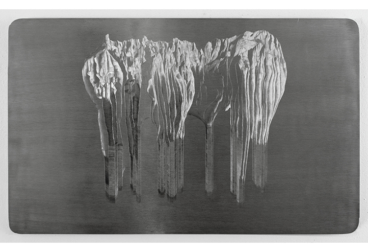 #gaiacarboni #viafarini #contemporary engraving