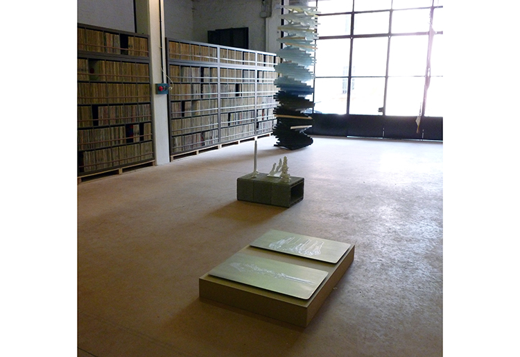 #gaiacarboni, #falansterio, #guidomolinari, #artecontemporaneafaenza, #faenza arte