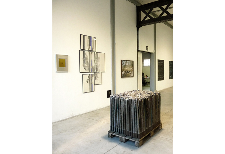 #ViaFarini #StefanoArienti #GaiaCarboni #contemporaryart #officinedell'arte